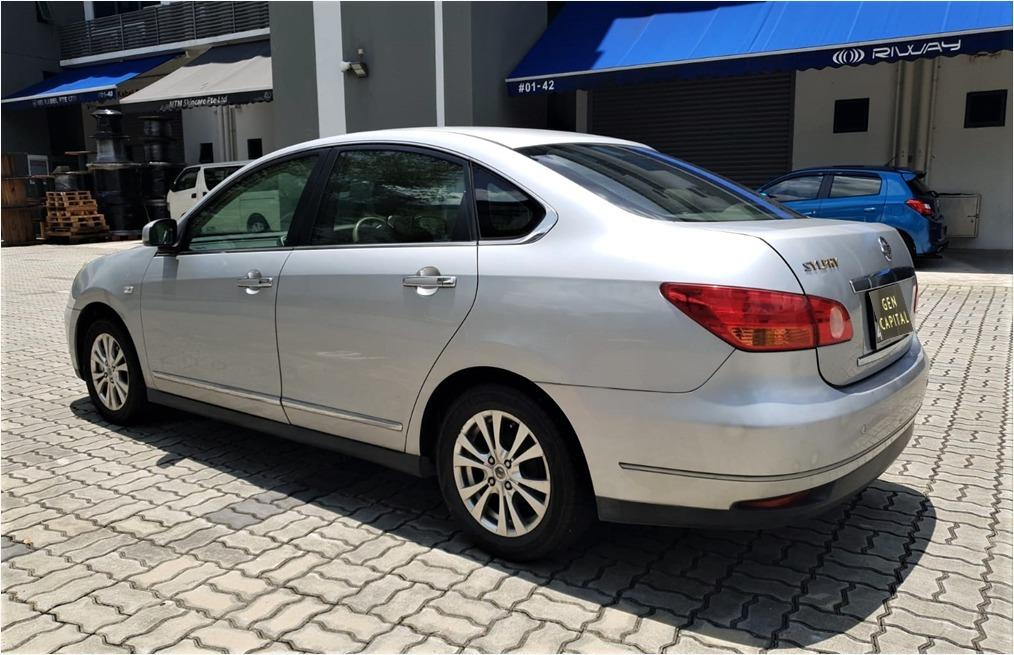 Nissan Sylphy Most fuel efficient & spacious! Cheapest rental in town with just $500 Deposit driveoff immediately. Whatsapp 85884811 now to reserve!