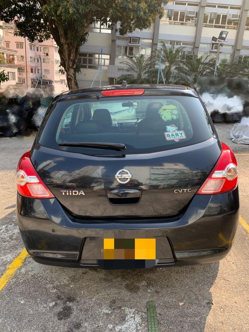 Nissan Tiida   Auto