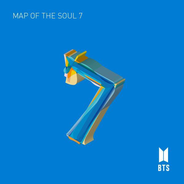 [SELECT VERSION] BTS MAP OF THE SOUL : 7