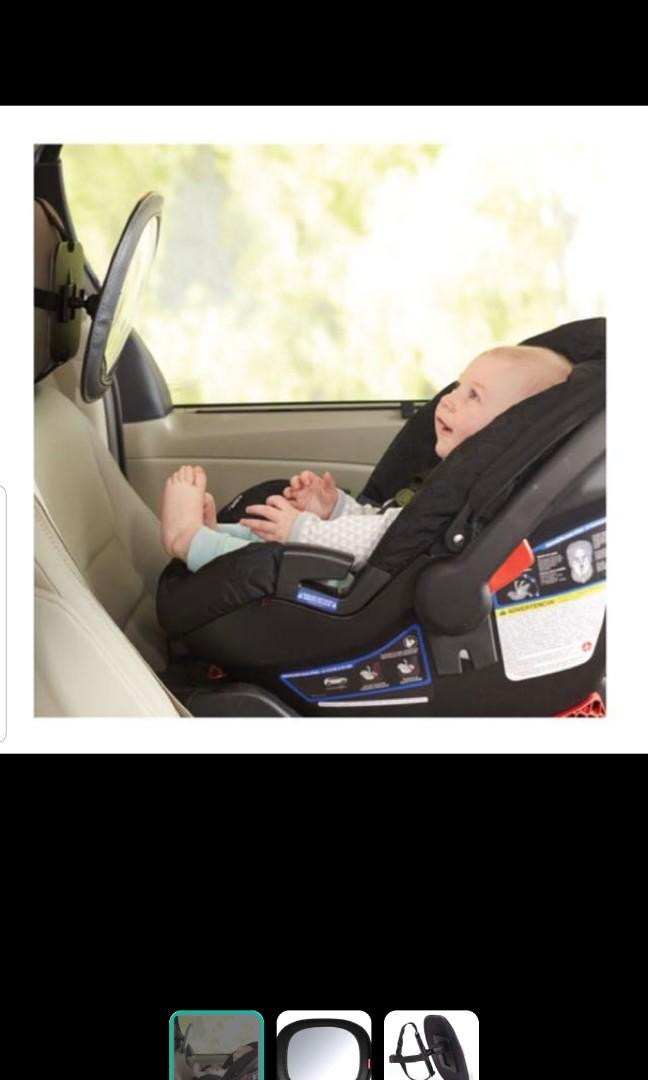 Skip Hop Reverse Car Mirror, Car