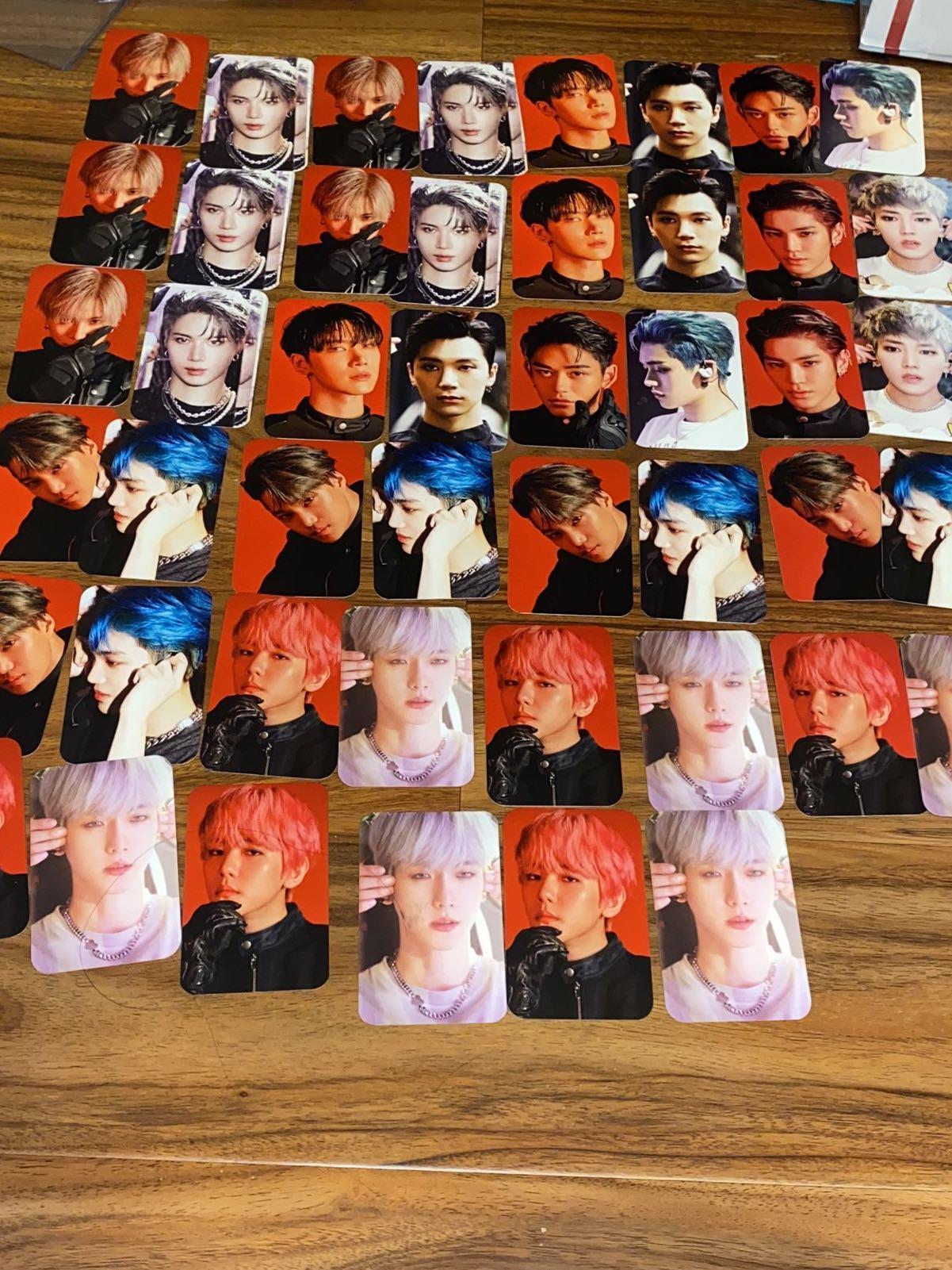 SuperM Tour Photocard PC 2.0 Taemin Shinee Exo WayV NCT