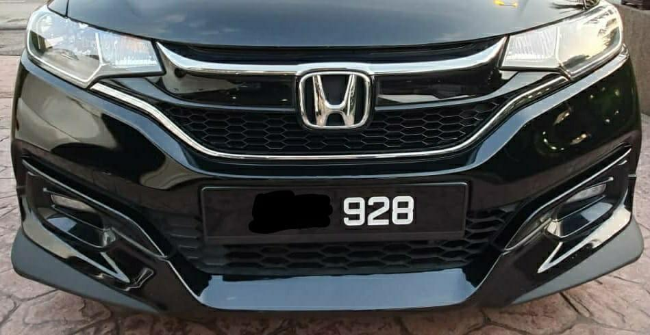Tip Top Condition Honda Jazz 1.5L Vtec 2018 (Super Low Mileage)