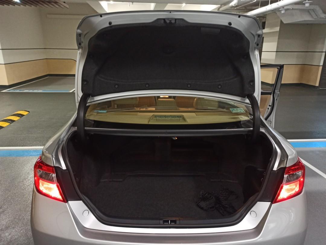 Toyota Camry 2.5 Hybrid (A)