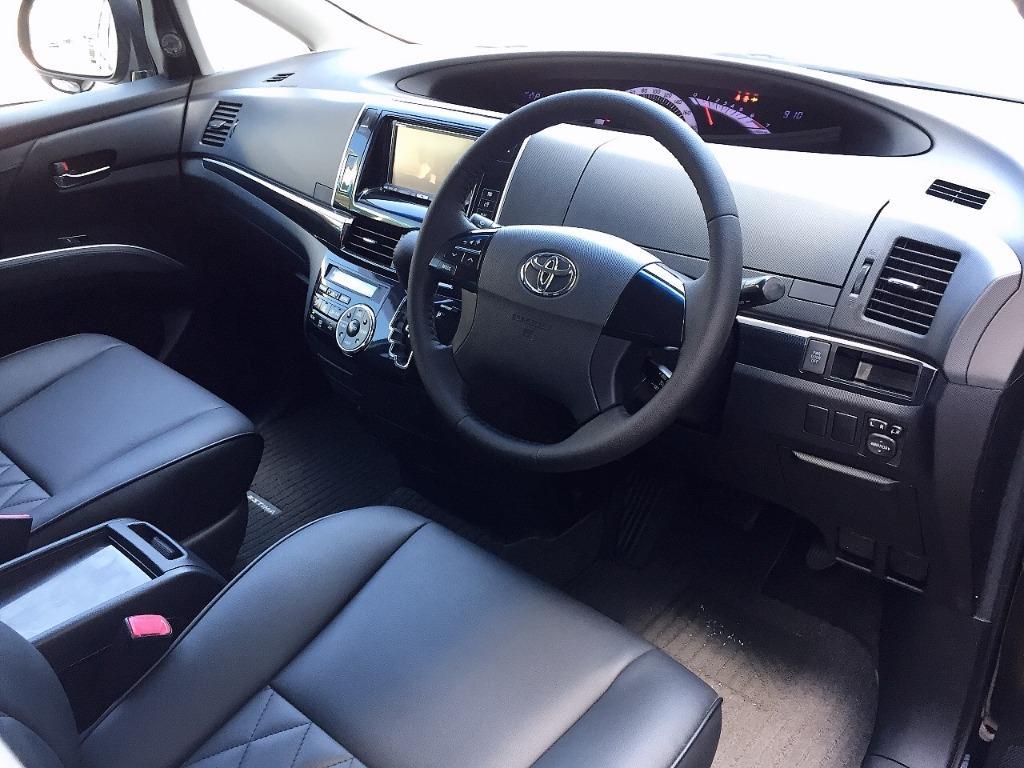 Toyota    ESTIMA AERAS S FACELIFT 2.4   2013 Auto