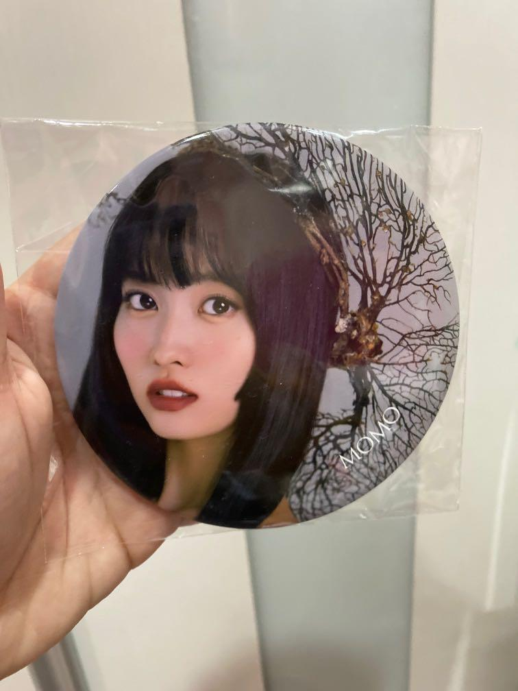 TWICE MOMO Can Badge from Japan SG 2020 'Illusion'