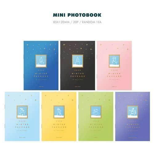 WTB Jungkok Mini Photo Book BTS 2020 Winter Package