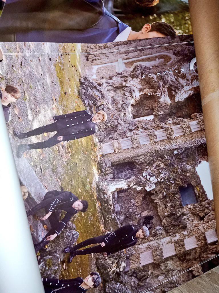 WTS ONEUS 2nd Mini Album Raise Us Dawn and Twilight versions ( UNSEALED )