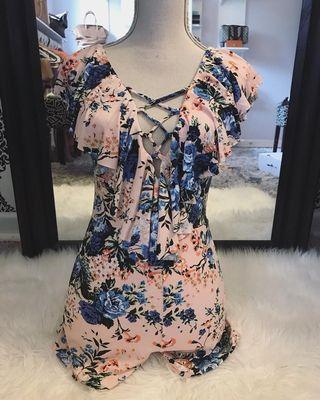 Fashion Nova Romper REDUCED