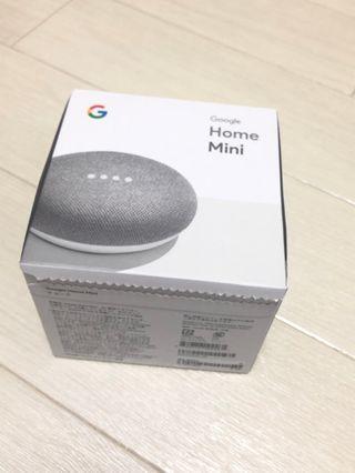 google home mini 藍芽喇叭 免運
