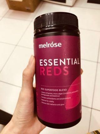 澳洲漿果(莓果)粉Melrose Essential Reds