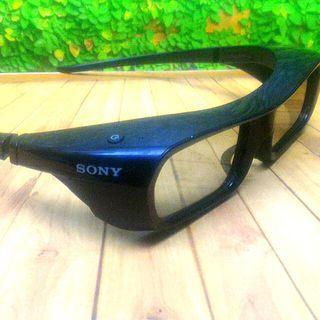 sony active shutter 3D glass for hdtv