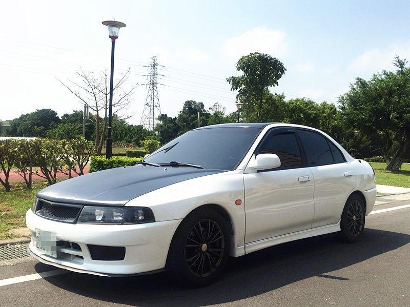 2002年~三菱~VIRAGE~1.8CC