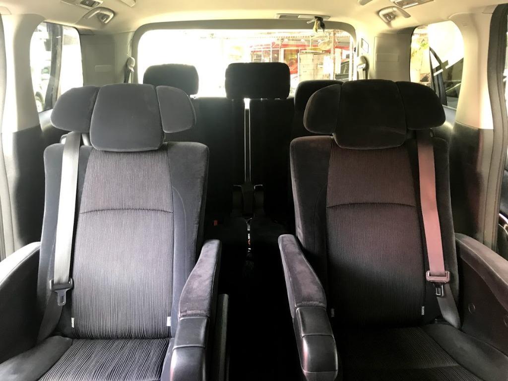 2008 register 2010 Toyota VELLFIRE 3.5 (A) FULL SPEC DIRECT OWNER