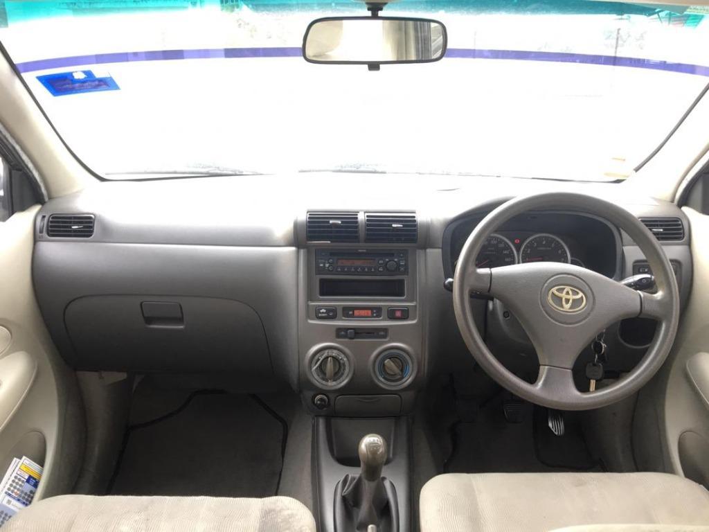 2009 Toyota AVANZA 1.3 E (M) B/L LOAN KEDAI DP 1-2K