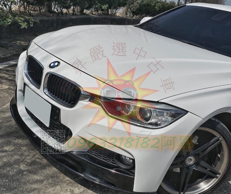 2012 BMW F30 318d 柴油渦輪