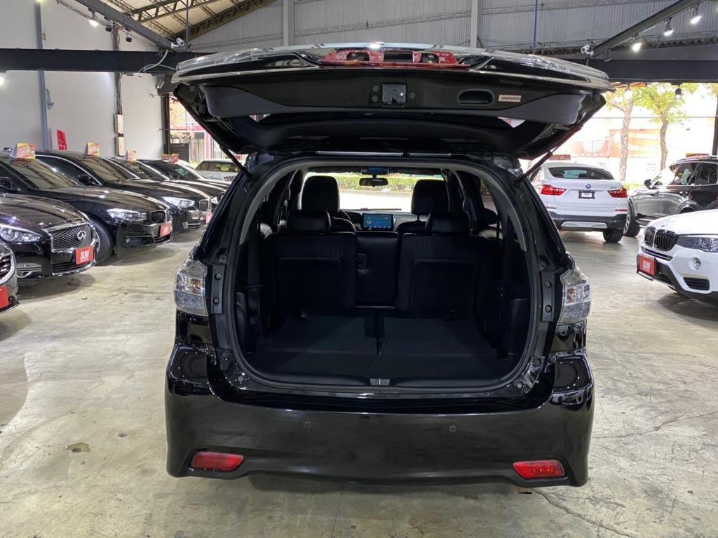 2012年 最新款二代Toyota Wish 2.0E  真心不騙只賣26.8萬