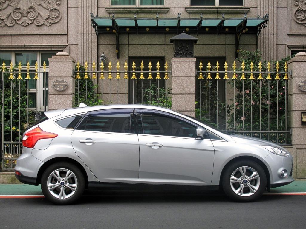 2014 福特 FOUCS 一手車 全車原钣件 省油省稅 不管你是要穿梭在市區
