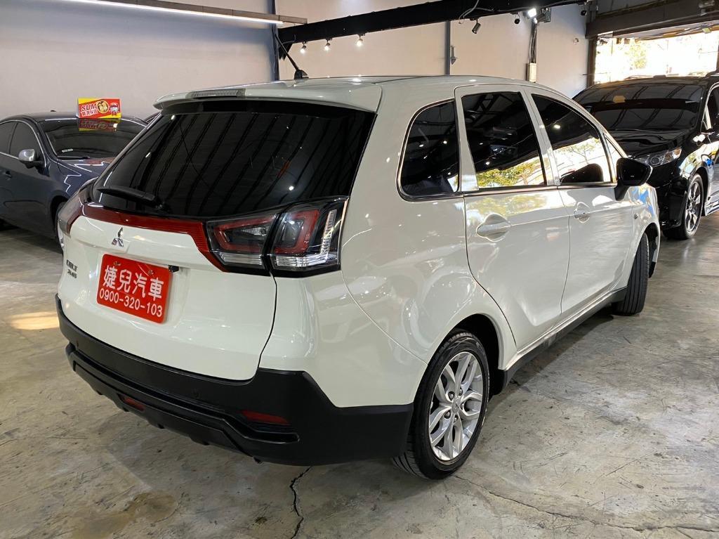 正2017年 最新款Mitsubishi Coltplus 1.5頂級免鑰匙.只賣30.8萬