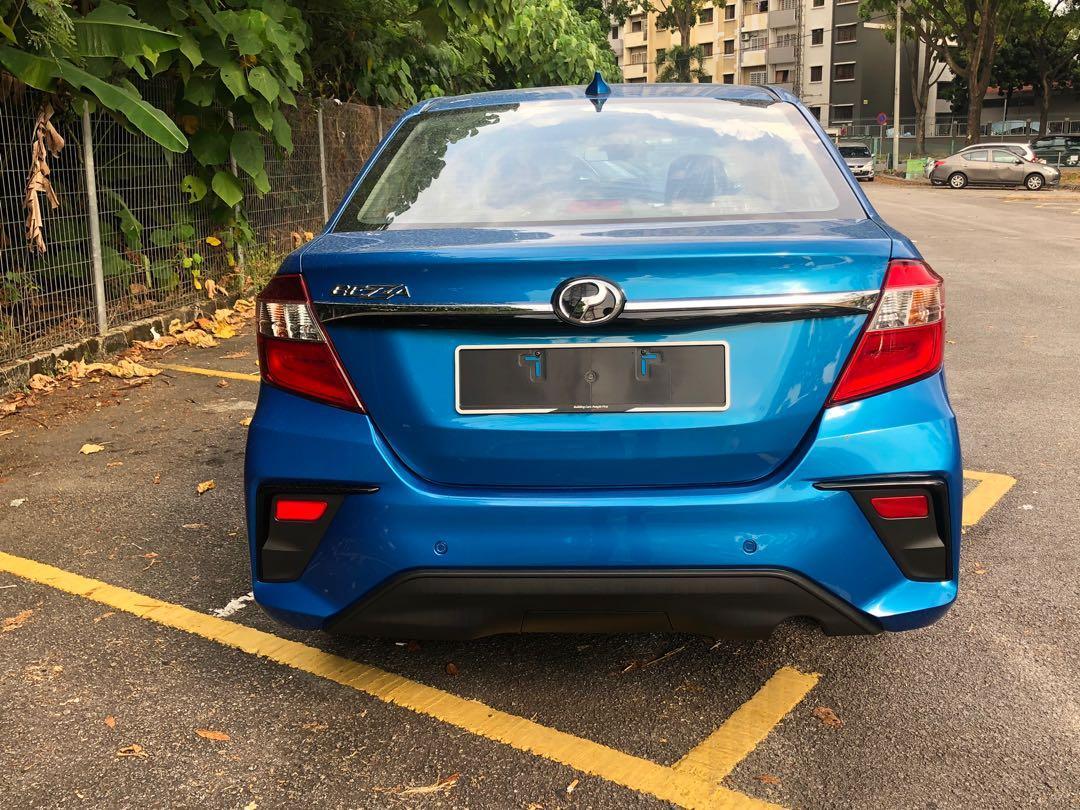 2020 Perodua Bezza 1.0 G (A) Ocean Blue Maximum Loan