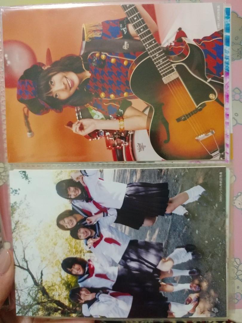 松井珠理奈 Matsui Jurina SKE48 AKB48 各種生寫 特典 【清屋】