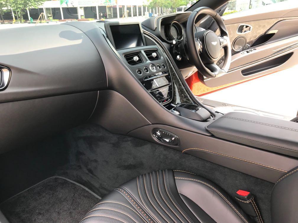 Aston Martin DB11 5.2 V12 Auto