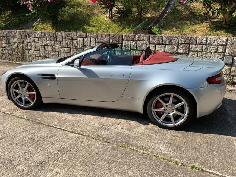 Aston Martin V8 Vantage 4.7 Roadster (A)