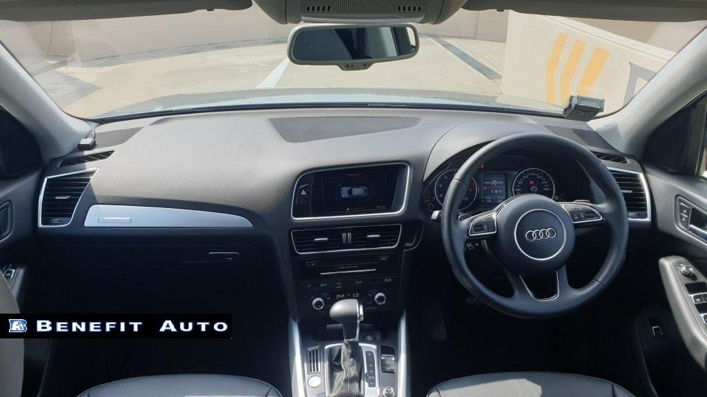 AUDI Q5 2.0 TFSI QU (180 BHP)