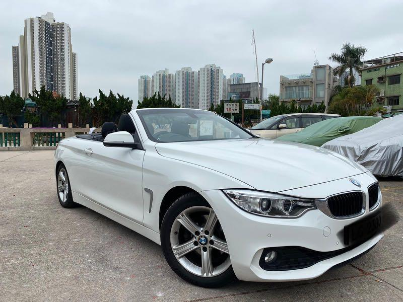 BMW 420i Cabriolet Sport Auto