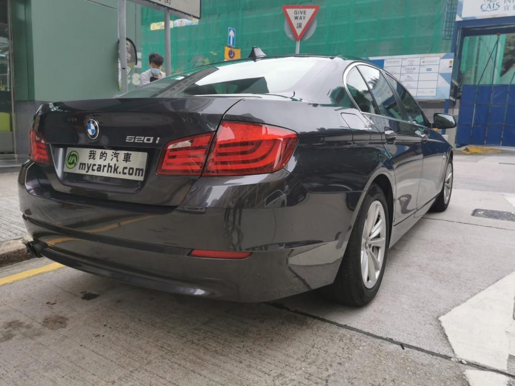 BMW 520i 520ia Auto