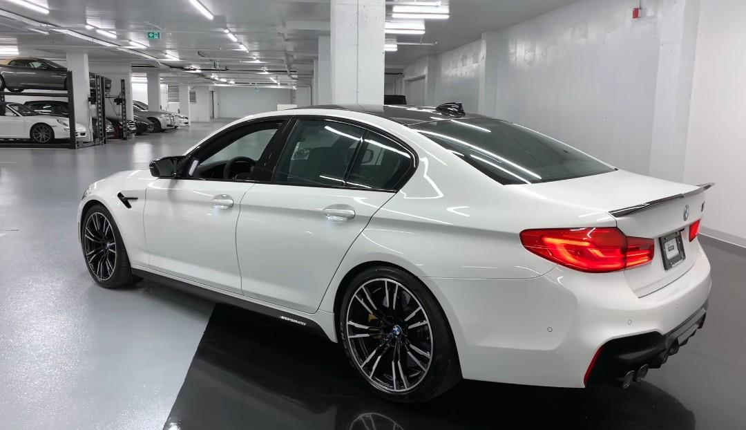 BMW G30 530i M-Sport for rent / kereta sewa / 出租车🚕