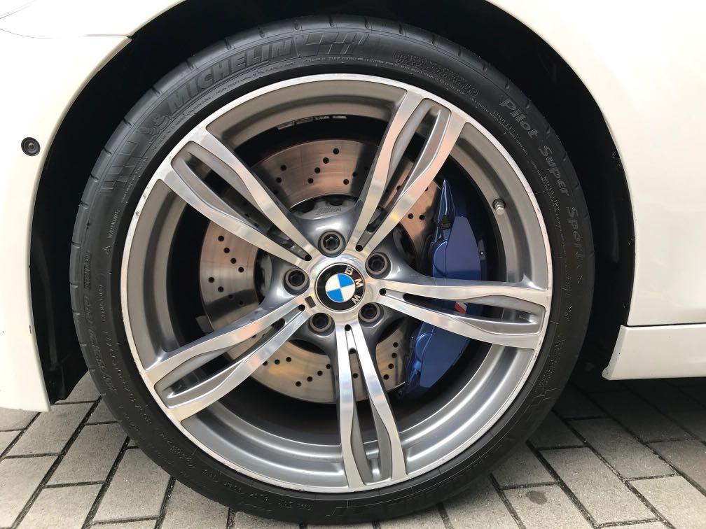 BMW M5 Facelift  Auto