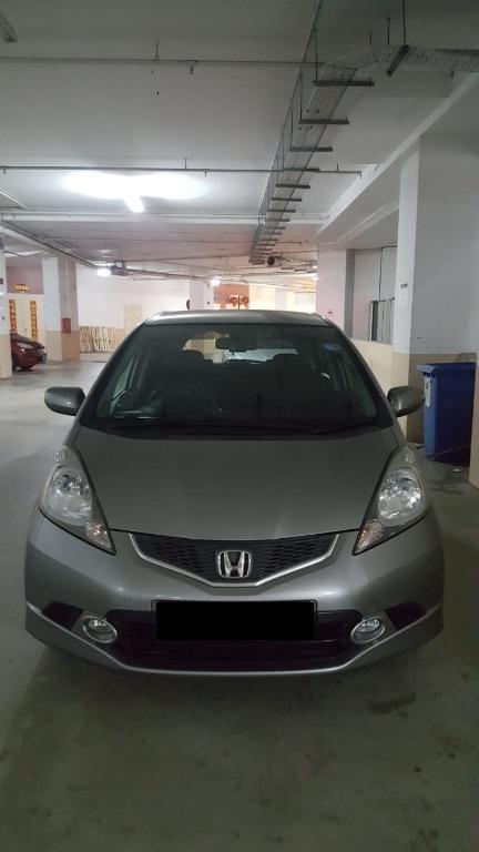 Car Rental Honda Jazz 21-24 Feb Fri-Mon Weekend Package P Plate Welcome ( Woodlands 11 )