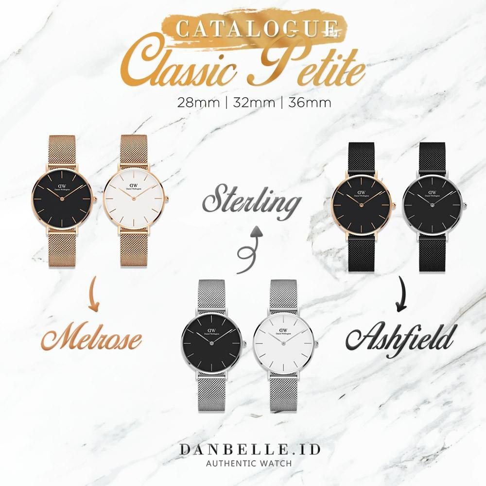 Daniel Wellington Classic Petite Melrose / Classic Petite Ashfield / Classic Petite Sterling [Authentic Store]