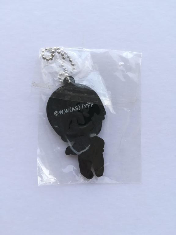 (Exclusive) Yowamushi Pedal - Arakita Yasutomo - Rubber Strap / Keychain