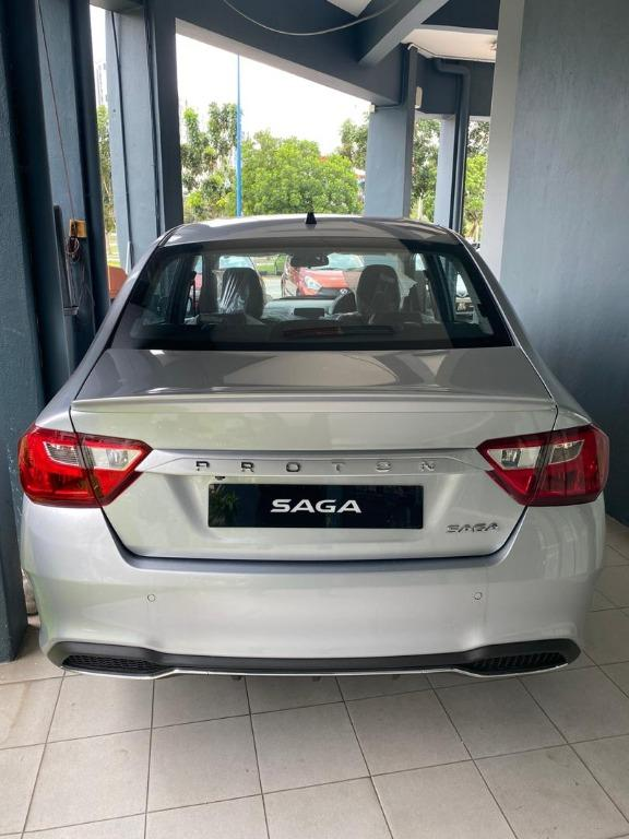 (February Hot Selling) Proton Saga 1.3 2020 [No Downpayment Free All]
