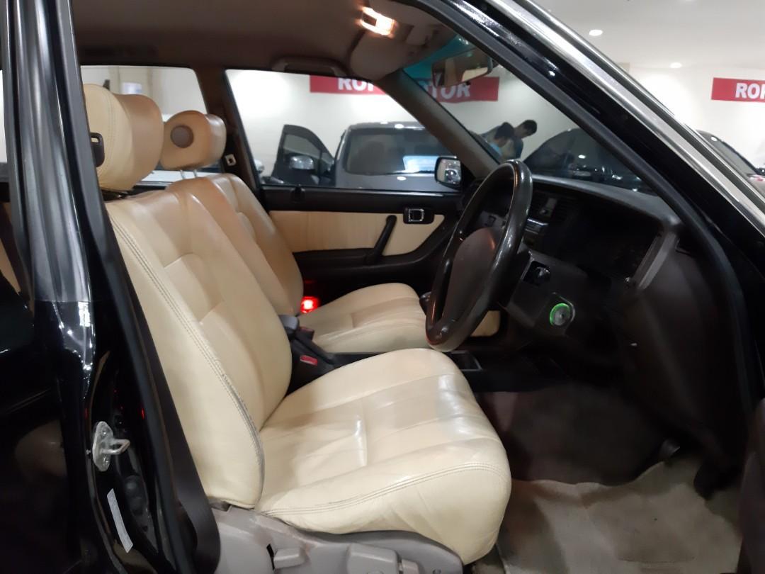 for SALE tahun.1996 Toyota CROWN Super Saloon 3.0 MANUAL.Unit Kondisi PRIMA.MINES Pajak Mati 2tahun Jalan.Nopol B-Dki(GENAP).pajak Pertahun 1.4juta.DiJUAL Seada adanya NEGO
