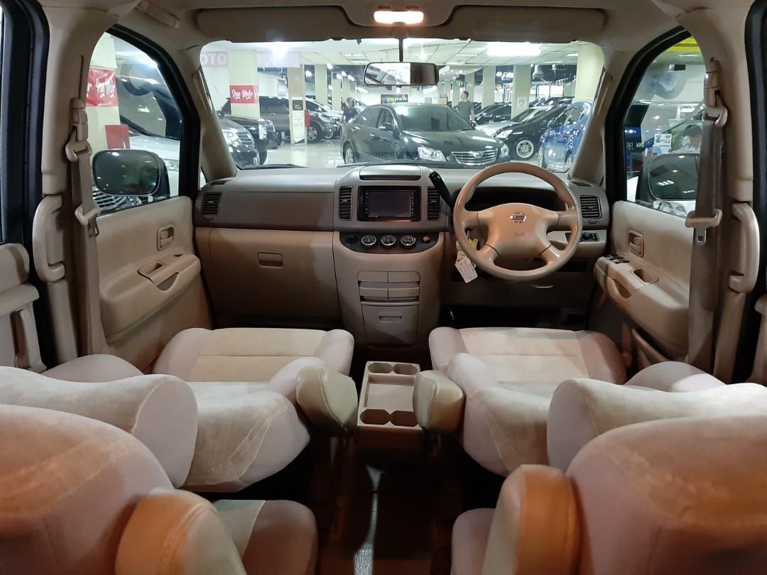 for SALE tahun 2010.Nissan SERENA 2.0 CT AUTECH Automatic.Unit Tangan Pertama dari BARU an.Perorangan.Unit Kondisi PRIMA.Nopol B-Dki(GENAP)DiJUAL Nego Cash/Credit/bisa Tukar Tambah dengan Unit Mobil Lain