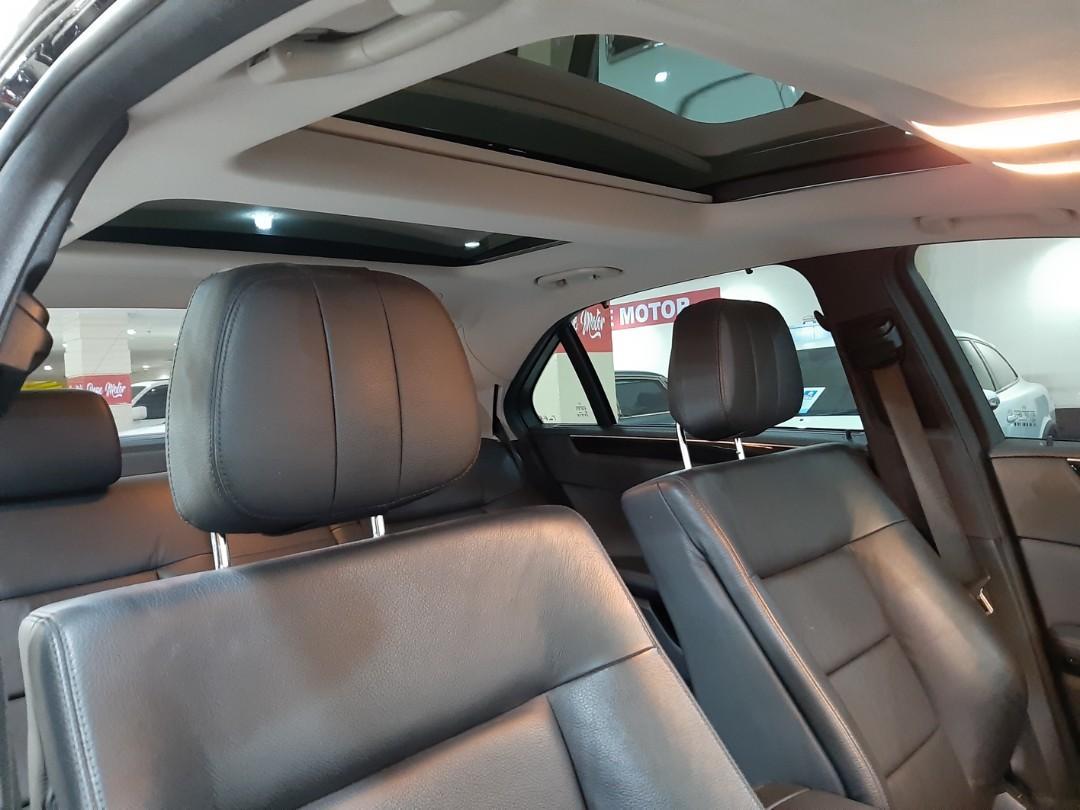 for SALE tahun 2011 Mercedes-Benz MERCY E300 Avantgarde AT.Double PANORAMIK,Sunroof.Unit Kondisi PRIMA.Nopol B-Dki(GENAP)