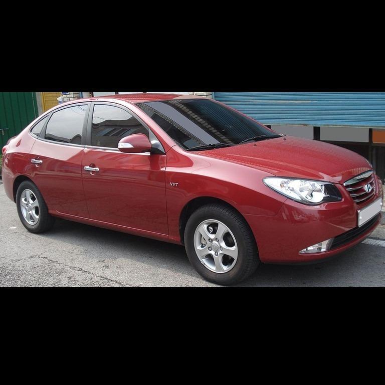 Hyundai Avante For Rent SG Car Rental Singapore Vehicle Leasing