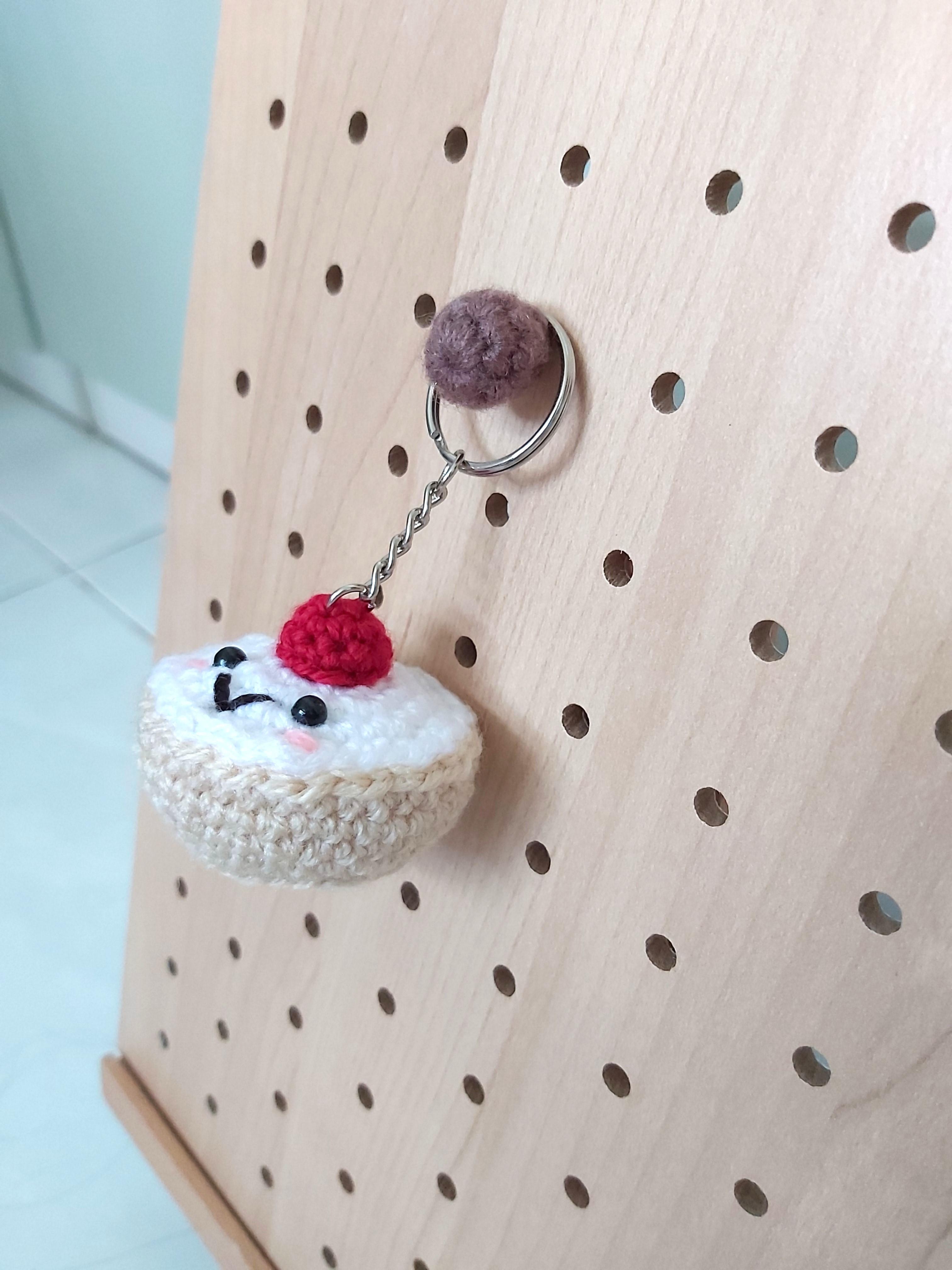 Phochaco dog crochet keychain amigurumi kawaii doll cute | Etsy | 4032x3024