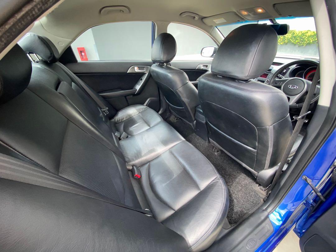 Kia Cerato Forte 1.6 SX Sportstronic (A)
