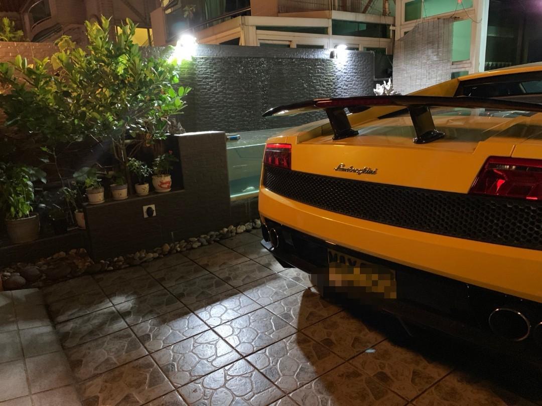 Lamborghini Gallardo LP 560-4 (M)
