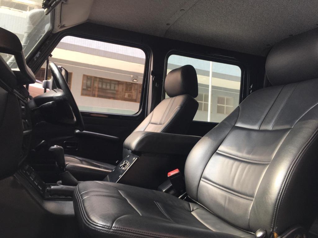 Mercedes-Benz G300 CDI MILITARY Auto