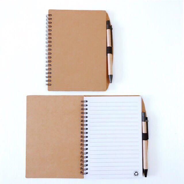 Notebooks planners uv logo printing giveaways corporate souvenirs