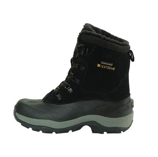 Mountain Warehouse Off-Piste Mens Snowboots Charcoal style 021931 Size US10