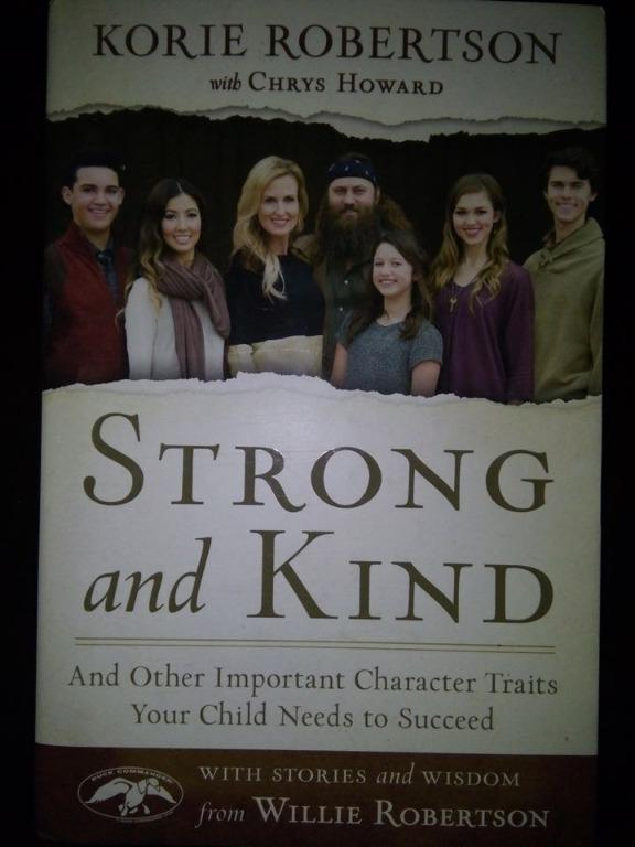 STRONG AND KIND (Family / Relationship / Parenting / Psychology / Developmental / Child / Christian Life /  Self Help