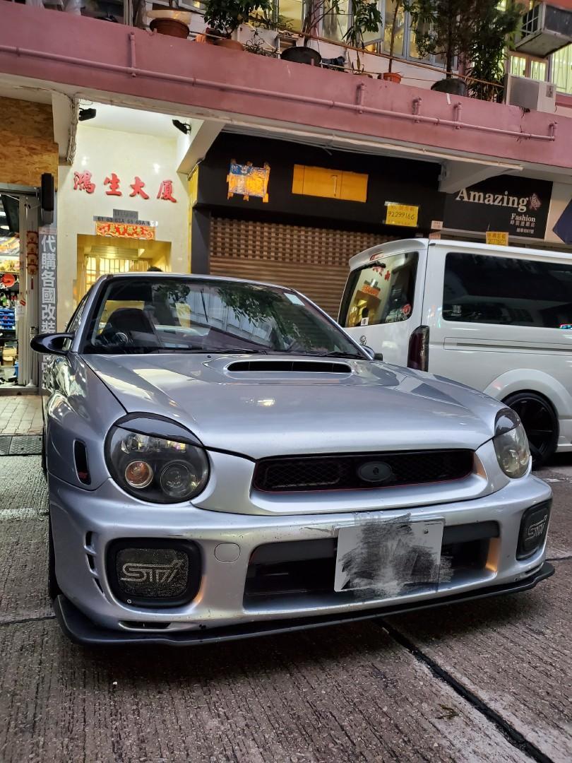 Subaru WRX WRX Manual