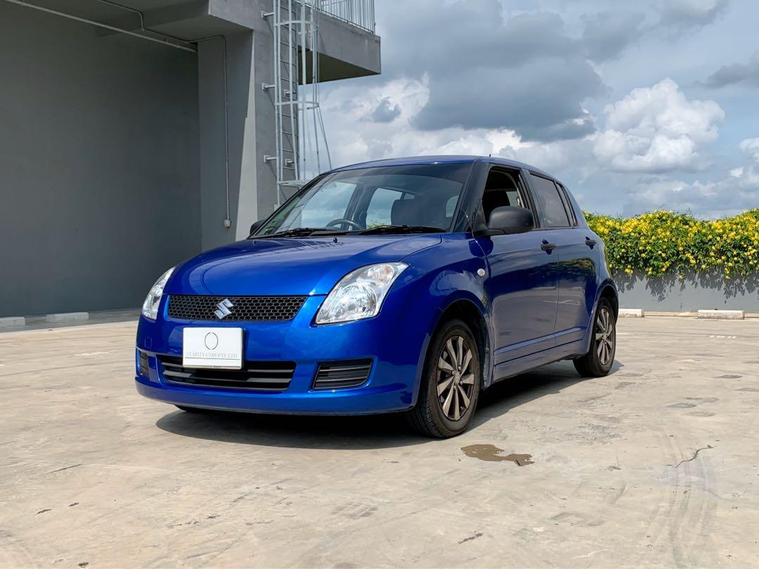 Suzuki Swift 1.3 (A)