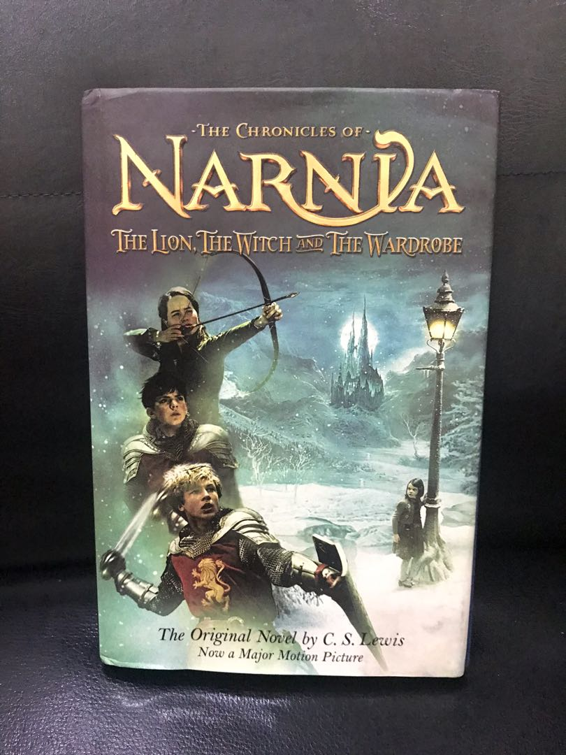 The Chronicles if Narnia- The Lion, the Witch and the Wardrobe (Hardbound)