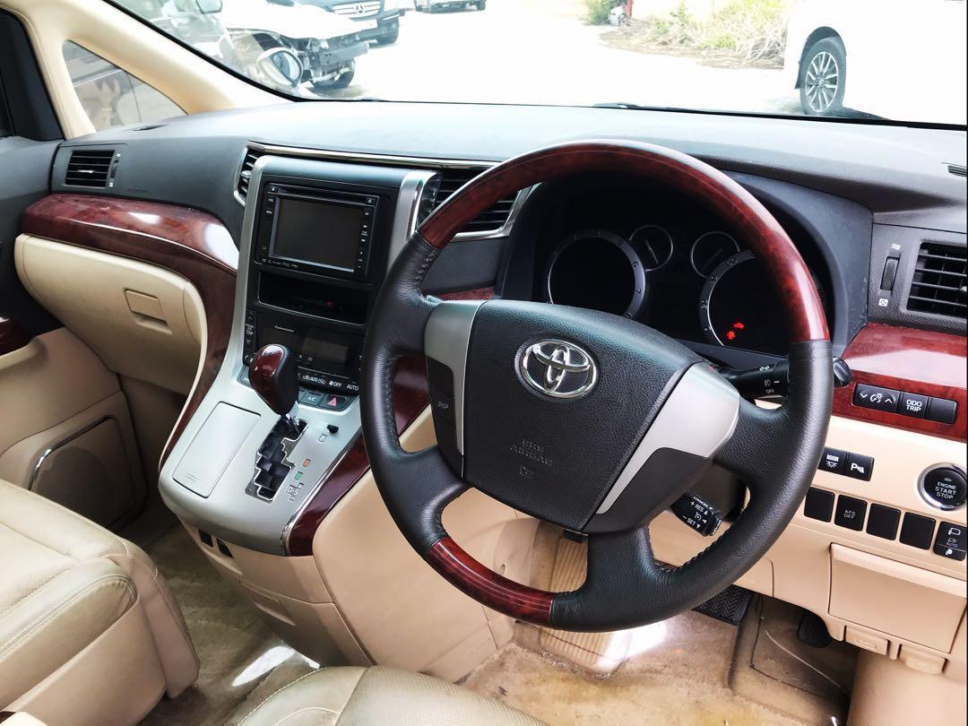 Toyota Alphard 3.5 GL Auto